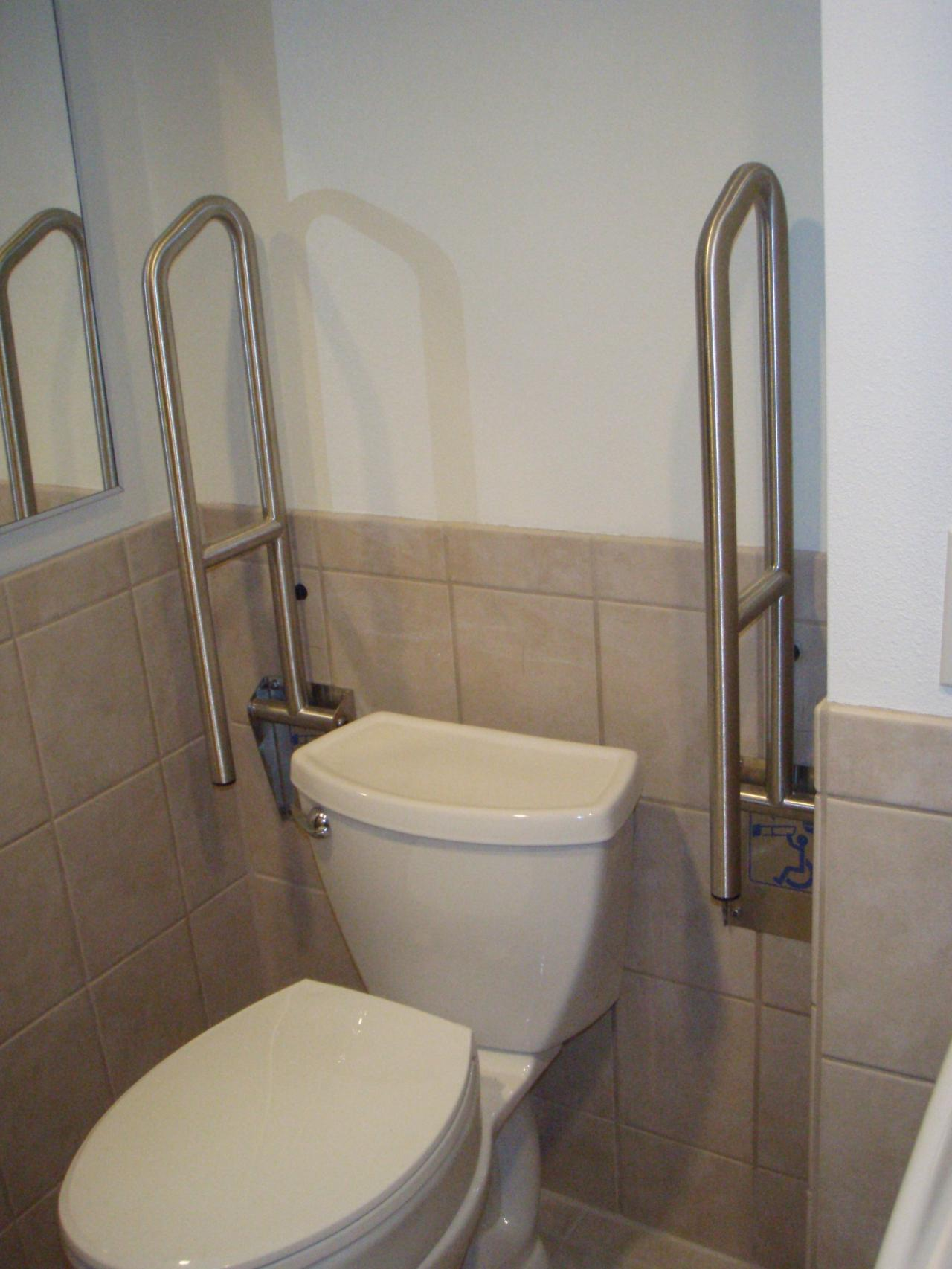 Prodan construction handicapped bathroom ms hayashi - Handicap bars for bathroom toilet ...